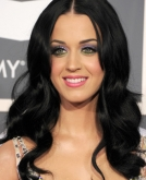 Katy Perry's Long Loose Curls