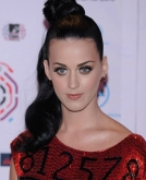 Katy Perry's Goddess Ponytail