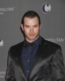 Kellan Lutz's Slicked Back Hair