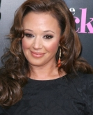 Leah Remini's Curly Hairstyle