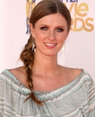 Nicky Hilton's Loosely Big Side Braided Ponytail