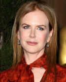Nicole Kidman's Sleek, Straight Hair