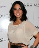 Olivia Munn's Sexy Shoulder-length Hairstyle