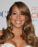 Mariah Carey's Long Wavy Haircut