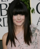 Sandra Bullock's New Bangs