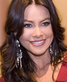 Sofia Vergara's Long Curly Hairstyle