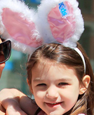 Suri Cruise's Bunny Ears Hairstyle