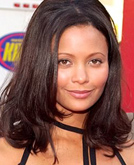Thandie Newton's Medium Hair Cut