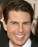 Tom Cruise at 2009 Golden Globe Awards