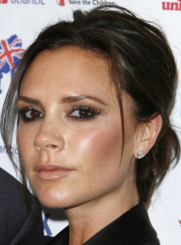 Victoria Beckham's Little Ponytail Hairstyle