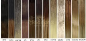 Hair Wefts by Coker