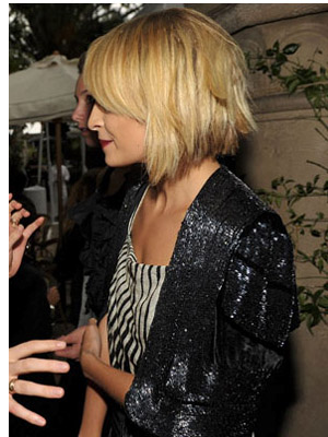 Nicole Richie Short Haircut. Nicole Richie wowed with her