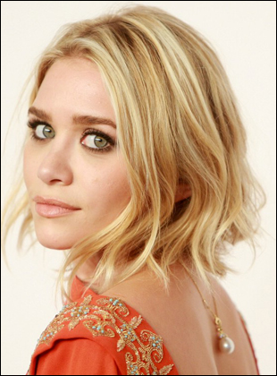 Ashley Olsen's Loose Low Updo Hairstyle. Posted by: kk on Thu, Jun 18th,