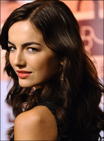 Camilla Belle S Sexy Volume Hairstyle