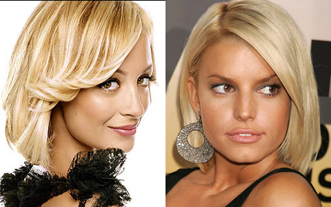 Nicole Richie Bob Haircut 2010. a ob haircut that stops