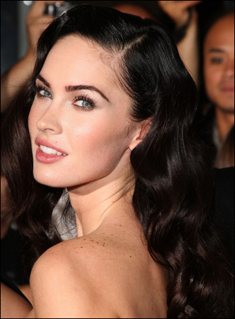 megan fox hair color dye. 2010 megan fox hair colour.