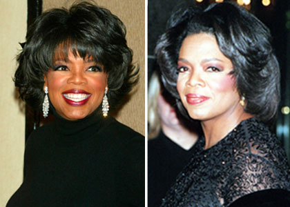 The Many Hairstyles Of Oprah Winfrey