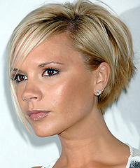 Victoria Beckham Short Haircut