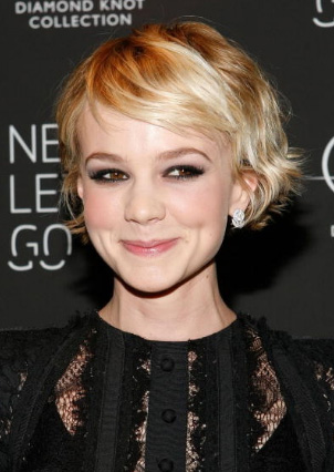 closest place for a haircut carey mulligan s wavy hairstyle 3185