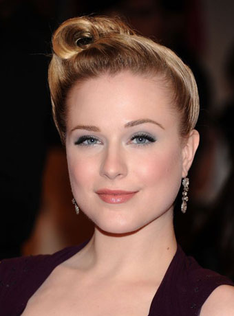 show haircuts evan wood s twisted bun at 2011 met gala 3863