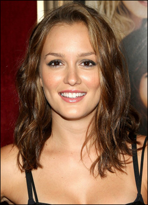 summer hair styles for hair leighton meester with curly hairstyle 5818